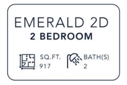 EMERALD+2D