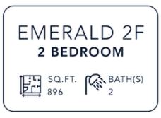 EMERALD+2F