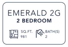 EMERALD+2G