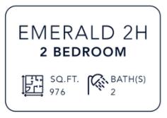 EMERALD+2H