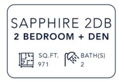 SAPPHIRE+2DB