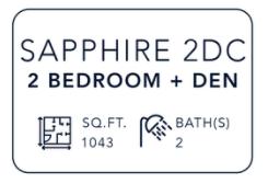 SAPPHIRE+2DC