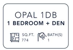 opal 1DB